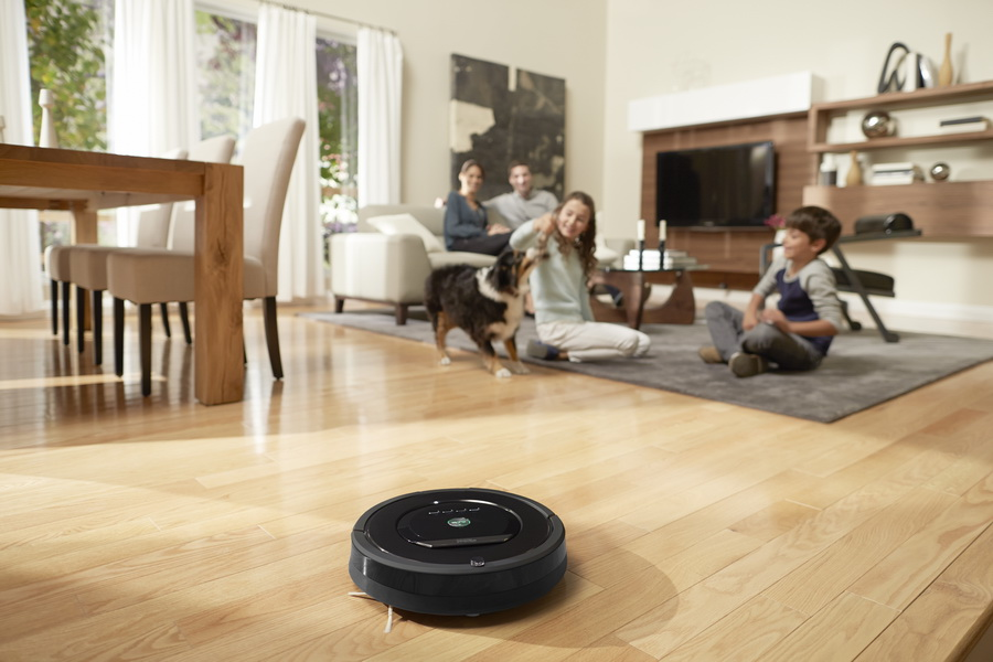 Roomba 880 Lifestyle
